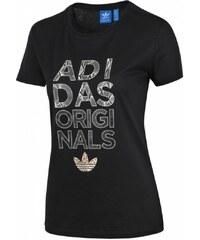 Adidas LE ANIMAL TEE AB2396 dámské triko 34