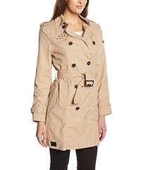 Surplus Damen Trenchcoat Mantel Women
