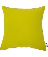 Tom Tailor Kissenhülle Velvet Linen Pad (1 Stück) grün 1 (45x45 cm),2 (30x50 cm)
