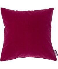 Tom Tailor Kissenhülle Velvet Linen Pad (1 Stück) rosa 1 (45x45 cm),2 (30x50 cm)