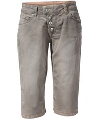 B.C. BEST CONNECTIONS Damen Jeans-Bermudas in Boyfriend-Optik natur 34,36,38,40,42,44,46