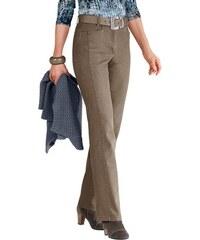 Cosma Damen Jeans mit bewährter Cotton-Feeling-Ausrüstung braun 19,20,21,22,23,24,25