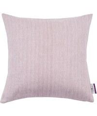 Tom Tailor Kissenhülle Tiny Zigzag (1 Stück) rosa 1 (40x40 cm)