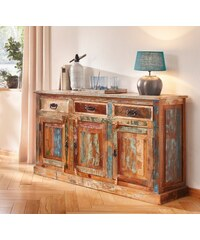 SIT Sideboard Riverboat Breite 140 cm bunt