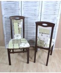 Stühle (2 Stck.) Baur braun