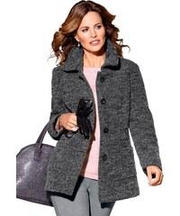 WEGA FASHION Damen Wega Fashion Woll-Jacke grau 36,38,40,42,44,46,48,50,52,54