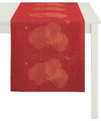 Tischläufer 7903 Loft Meta APELT rot 48x140 cm
