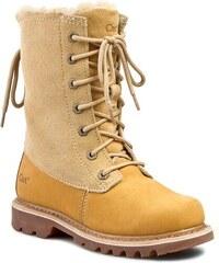 Turistická obuv CATERPILLAR - Bruiser Scrch Lace P305753 Honey