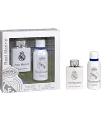 EP Line Dárková sada Real Madrid EDT 100 ml a Deodorant