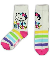 E plus M Dívčí ponožky Hello Kitty