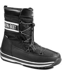Sněhule MOON BOOT - Mb Lem 14200100001 Black