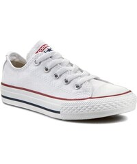 28c538bb93f Plátěnky CONVERSE - Yth C T All Star 3J256 Optical White