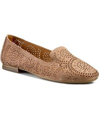 Lordsy CAPRICE - 9-24201-24 Taupe Suede 343