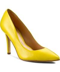 Lodičky SOLO FEMME - 34201-11-E05/000-04-00 Žlutá