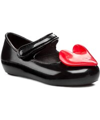 Polobotky MEL BY MELISSA - Mel Cool Baby Sp Bb 31546 Black/Red 50965