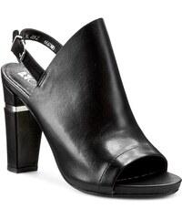 Sandály CARINII - B2507 Černá