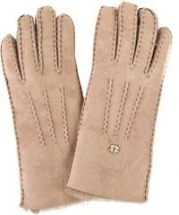 Dámské rukavice EMU AUSTRALIA - Beech Forest Gloves Mushroom XS/S