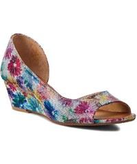 Dámské boty na klínku  c975a43c12