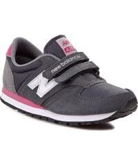 Sneakersy NEW BALANCE - KE420GEY Šedá