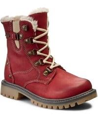 Turistická obuv LASOCKI KIDS - CI12-ASPEN-04 Červená