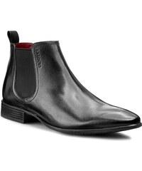 Lasocki For Men Kotníková obuv s elastickým prvkem LASOCKI - MB01-A234-A79-12 Černá