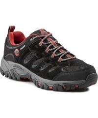 Trekkingová obuv MERRELL - Ridgepass Gore-Tex J255130C Black/Red Ochre