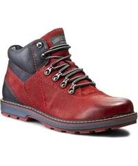 Turistická obuv LASOCKI FOR MEN - MI07-A355-A206-01 Červená