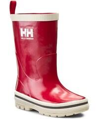 Holínky HELLY HANSEN - Jk Midsund 10862-162 Red/Off White/Silver Reflective