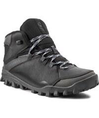 Trekkingová obuv MERRELL - Fraxion Thermo 6 Waterproof J32509 Black