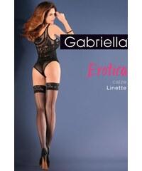 Gabriella Erotica Calze Linette Code 642 Punčochy