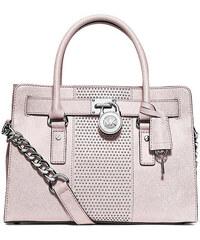 Kabelka Michael Kors Hamilton microstud pink