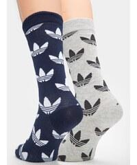 adidas Originals Thin Crew Sock 2P