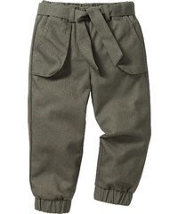 bpc bonprix collection Pantalon confort, T. 80-134 vert enfant - bonprix