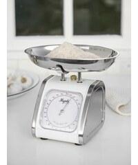 Kuchyňská váha Mynte white