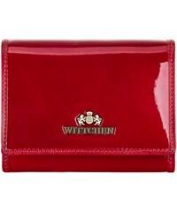 Malá dámská peněženka WITTCHEN - Verona Wallet 25-1-070-3 Červená