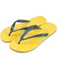 Havaianas Brasil Citrus Yellow