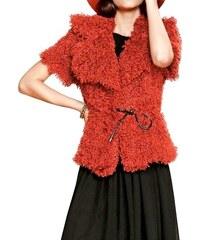 Apart APART dámská luxusní kožešinová vesta