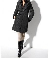 ASHLEY BROOKE Dámský zimní péřový kabát ASHLEY BROOKE