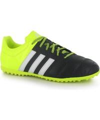 Turfy adidas Ace 15.3 Leather dět. černá/žlutá