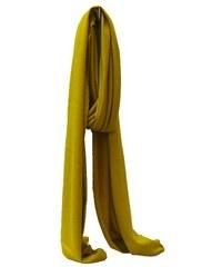 Šála Elega Stile Zully tmavě žlutá
