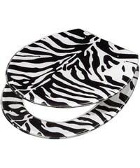 ADOB WC-Sitz »Zebra«