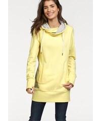 Damen Kapuzensweatshirt KangaROOS gelb 32/34 (XS),36/38 (S),40/42 (M),44/46 (L)