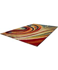 Teppich Esprit304 gewebt LALEE bunt 2 (B/L: 80x150 cm),3 (B/L: 120x170 cm),4 (B/L: 160x230 cm),6 (B/L: 200x290 cm)