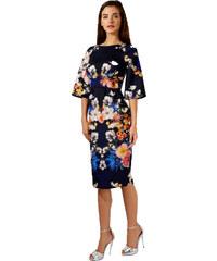 Closet květované šaty s rukávem