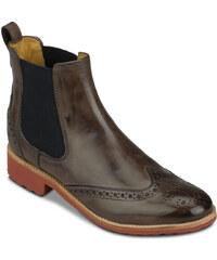 Roland - Melvin & Hamilton Melvin & Hamilton Chelsea-Boots - ELASTIC NAVY