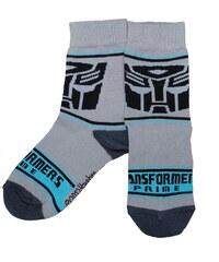 E plus M Chlapecké ponožky Transformers