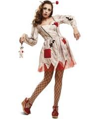 Kostým Voodoo panenka Velikost M/L 42-44