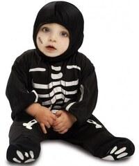 Dětský kostým Kostlivec Pro věk (měsíců) 0-6