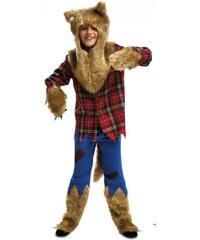 Dětský kostým Vlkodlak Pro věk (roků) 10-12