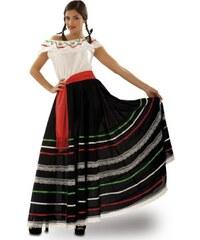 Kostým Mexičanka Velikost M/L 42-44